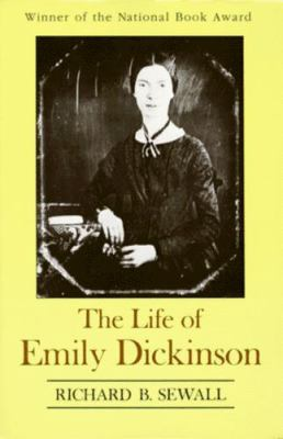 The Life of Emily Dickinson 9780674530805