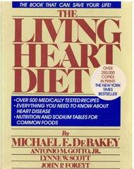The Living Heart Diet 9780671619985