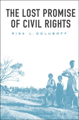 The Lost Promise of Civil Rights 9780674024656