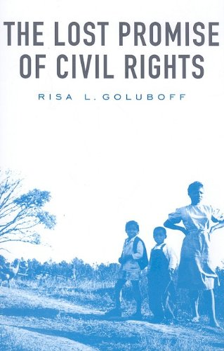 The Lost Promise of Civil Rights 9780674034693