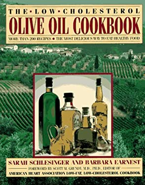 The Low-Cholesterol Olive Oil Cookbook 9780679749400