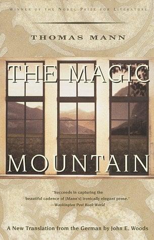 The Magic Mountain 9780679772873