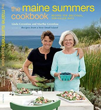 The Maine Summers Cookbook: Recipes for Delicious, Sun-Filled Days 9780670022854
