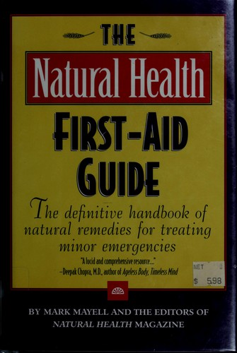 The Natural Health First-Aid Guide