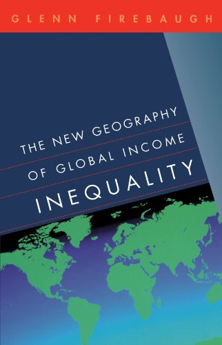 The New Geography of Global Income Inequality 9780674019874