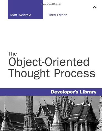 The Object-Oriented Thought Process 9780672330162