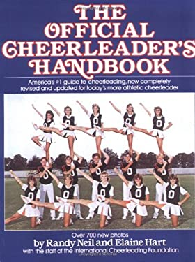 The Official Cheerleader's Handbook 9780671612108