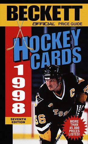The Official Price Guide to Hockey Cards 9780676601091