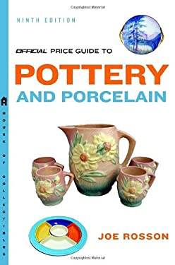 The Official Price Guide to Pottery and Porcelain 9780676600919