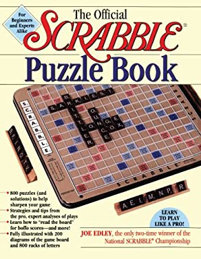 The Official Scrabble Puzzle Book