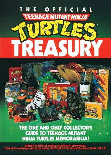 The Official Teenage Mutant Ninja Turtles Treasury 9780679734840