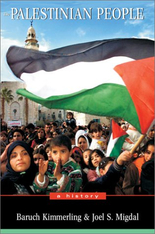 The Palestinian People: A History 9780674011311