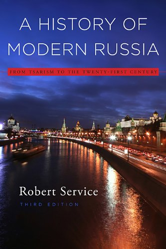 A History of Modern Russia: From Tsarism to the Twenty-First Century 9780674034938