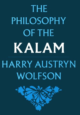 The Philosophy of the Kalam 9780674665804