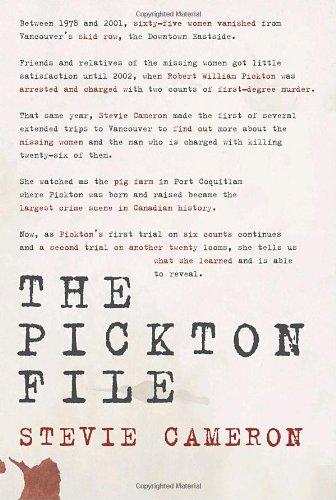 The Pickton File 9780676979534
