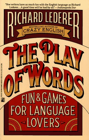 The Play of Words 9780671689094