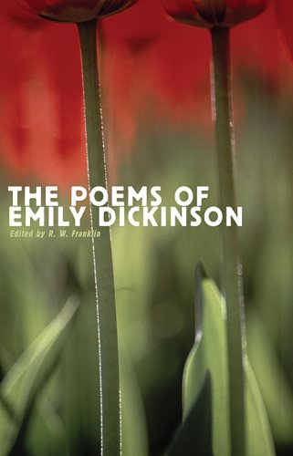 The Poems of Emily Dickinson: Reading Edition 9780674018242