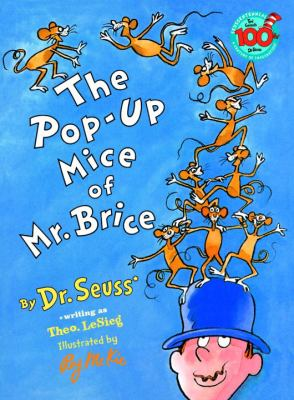 The Pop-Up Mice of Mr. Brice 9780679801320