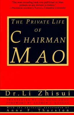 The Private Life of Chairman Mao 9780679764434