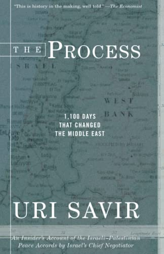 The Process: 1,100 Days That Changed the Middle East 9780679745617