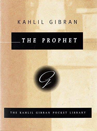 The Prophet 9780679440673