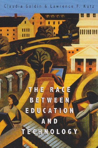 The Race Between Education and Technology 9780674035300