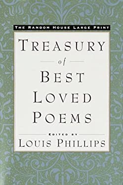 The Random House Large Print Treasury of Best-Loved Poems 9780679429197