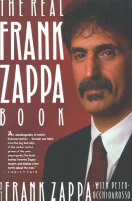 The Real Frank Zappa Book 9780671705725