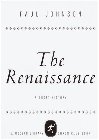 The Renaissance: A Short History 9780679640868