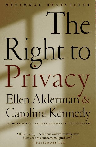 The Right to Privacy 9780679744344