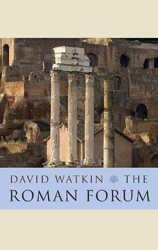 The Roman Forum 9780674033412