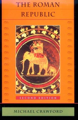 The Roman Republic: Second Edition 9780674779273