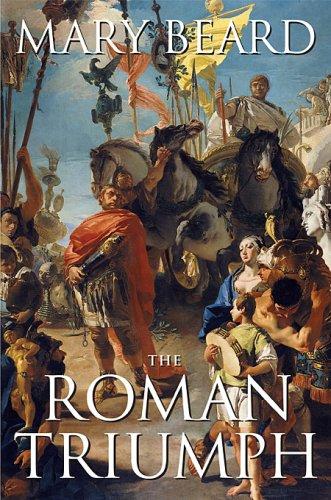 The Roman Triumph 9780674032187