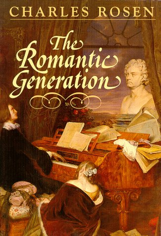 The Romantic Generation 9780674779341