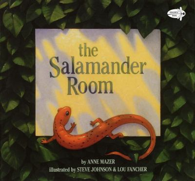The Salamander Room 9780679861874
