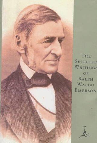 The Selected Writings of Ralph Waldo Emerson 9780679600183