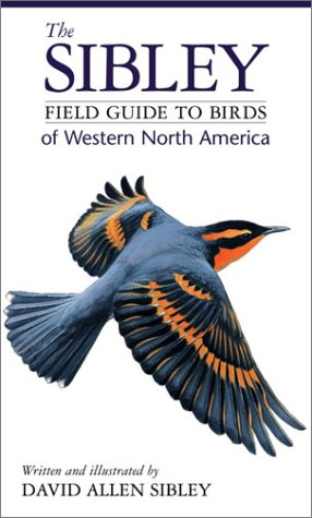 The Sibley Field Guide to Birds of Western North America 9780679451211