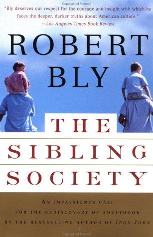 The Sibling Society 9780679781288