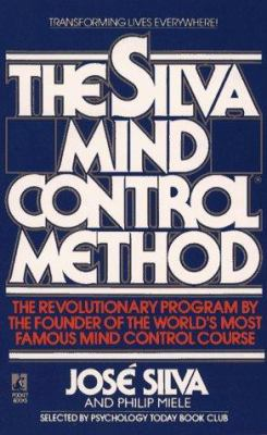 The Silva Mind Control Method 9780671739898
