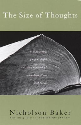Size of Thoughts : Essays and Other Lumber