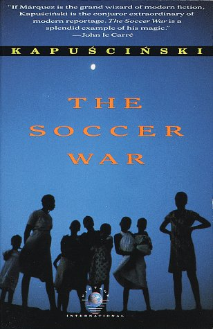 The Soccer War 9780679738053