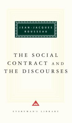 The Social Contract and the Discourses 9780679423027