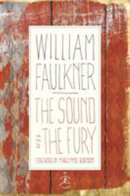 The Sound and the Fury: The Corrected Text with Faulkner's Appendix 9780679600176