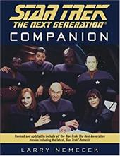 The Star Trek the Next Generation Companion 2445450