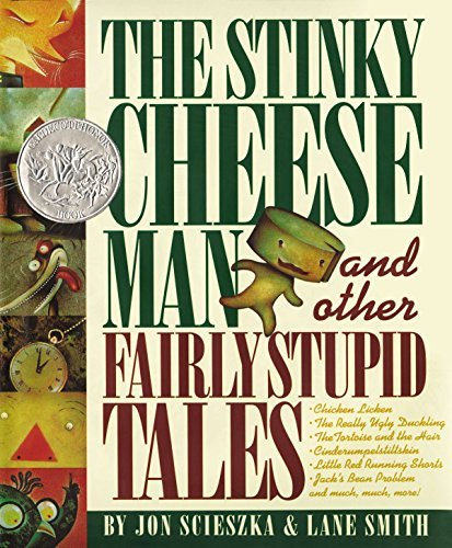 The Stinky Cheese Man and Other Fairly Stupid Tales 9780670844876