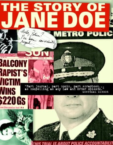The Story of Jane Doe: A Book about Rape 9780679312758