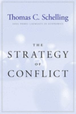 The Strategy of Conflict 9780674840317