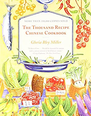 The Thousand Recipe Chinese Cookbook 9780671509934