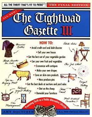 The Tightwad Gazette III 9780679777663