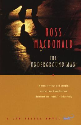 The Underground Man: A Lew Archer Novel 9780679768081